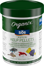 Organix Super Kelp Pellets Die Extraportion Nährstoffe in Pellet-Form