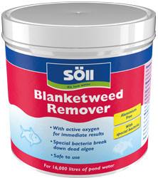 BlanketweedRemover - Get rid of thread algae