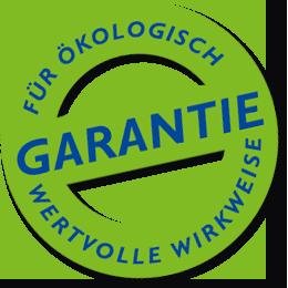 garantie button